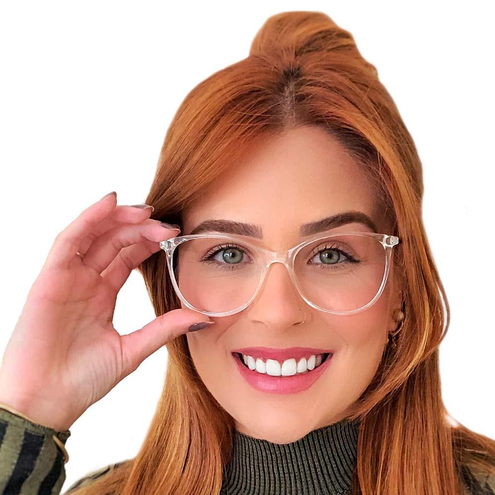 Óculos de Grau Grace Transparente