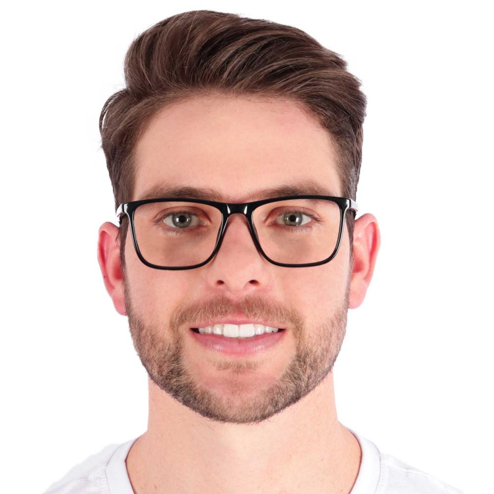 Óculos de Grau Bernardo Preto