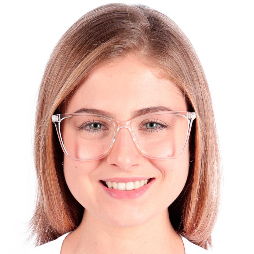 Óculos de Grau Clarissa Transparente