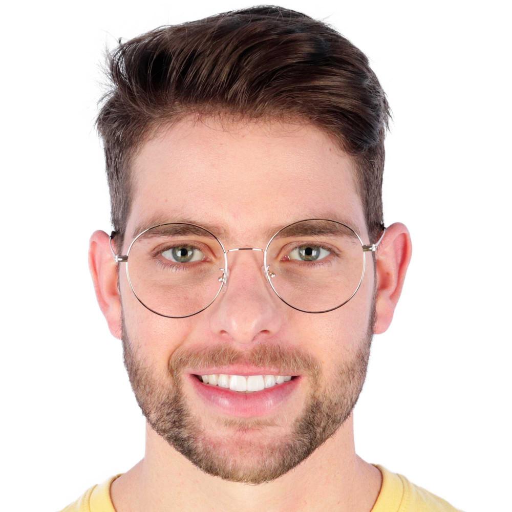 Óculos de Grau Aquino Dourado