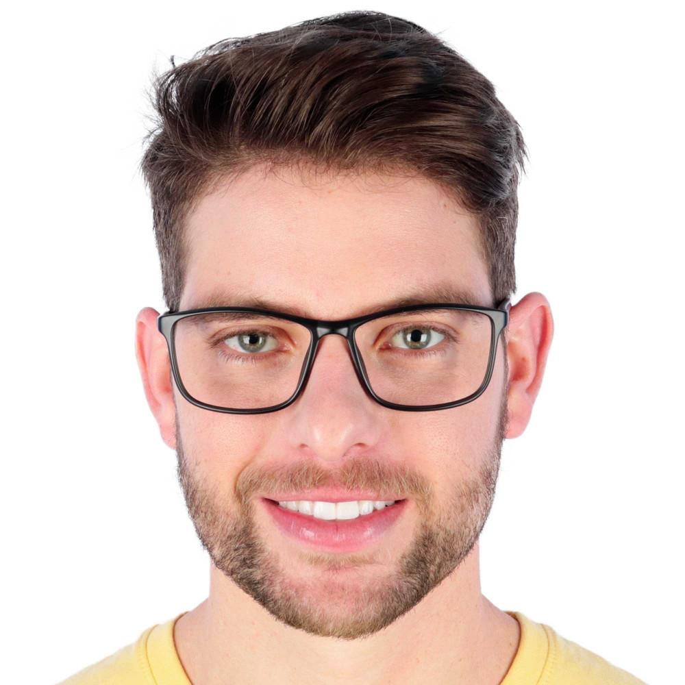 Óculos de Grau Eduardo Preto Fosco