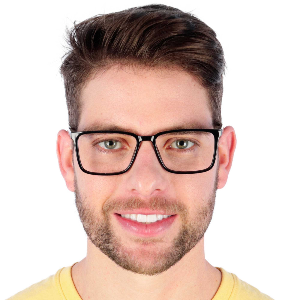 Óculos de Grau Vitor Preto