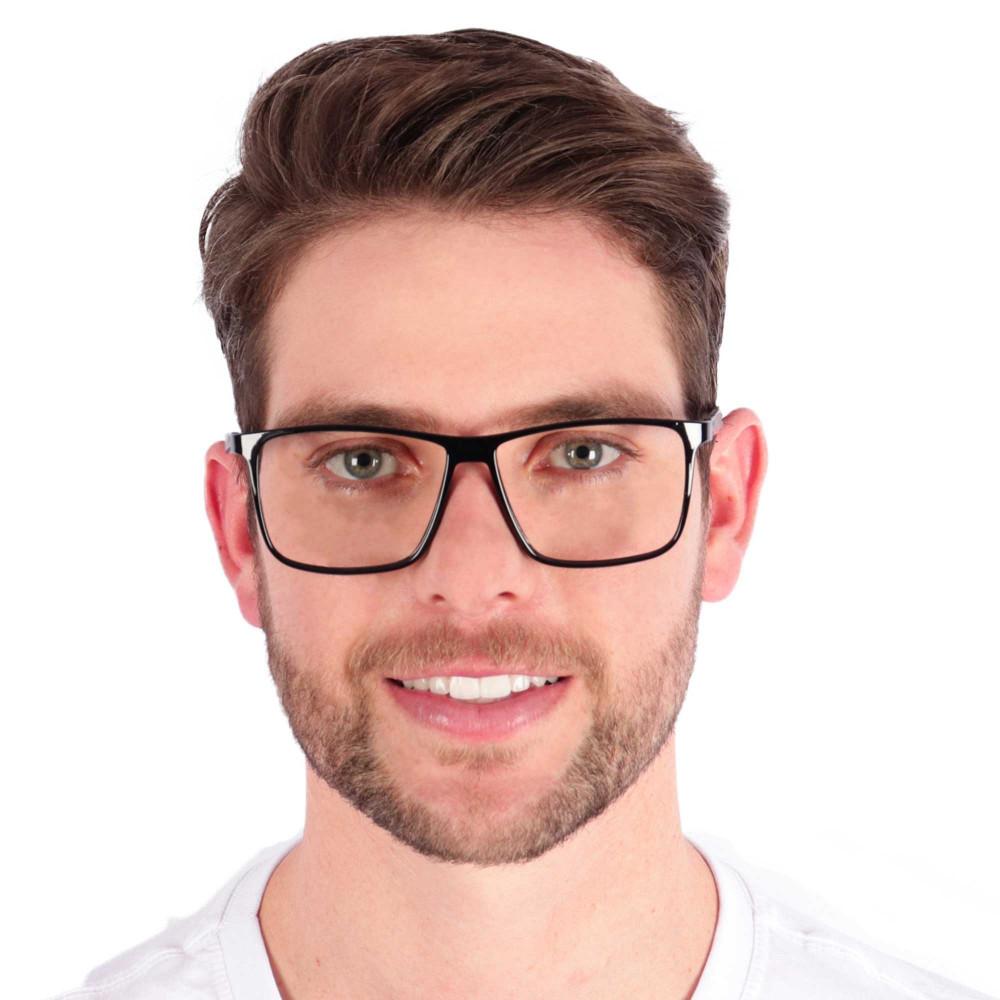 Óculos de Grau George Preto