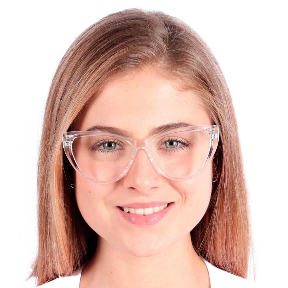Óculos de Grau Giovanna Transparente