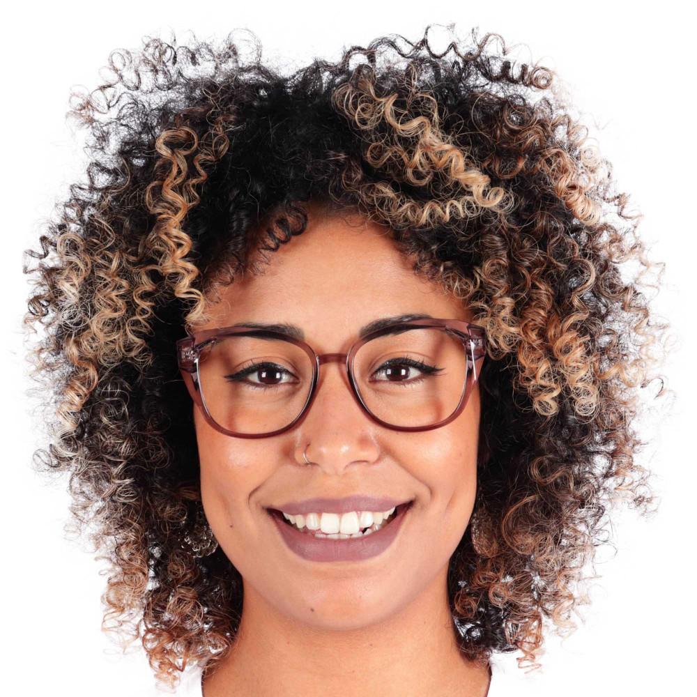 Óculos de Grau Isa Preto
