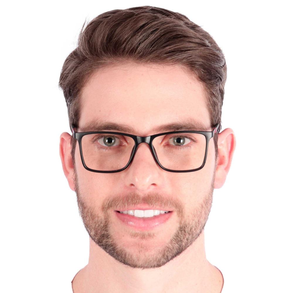 Óculos de Grau Liam Preto
