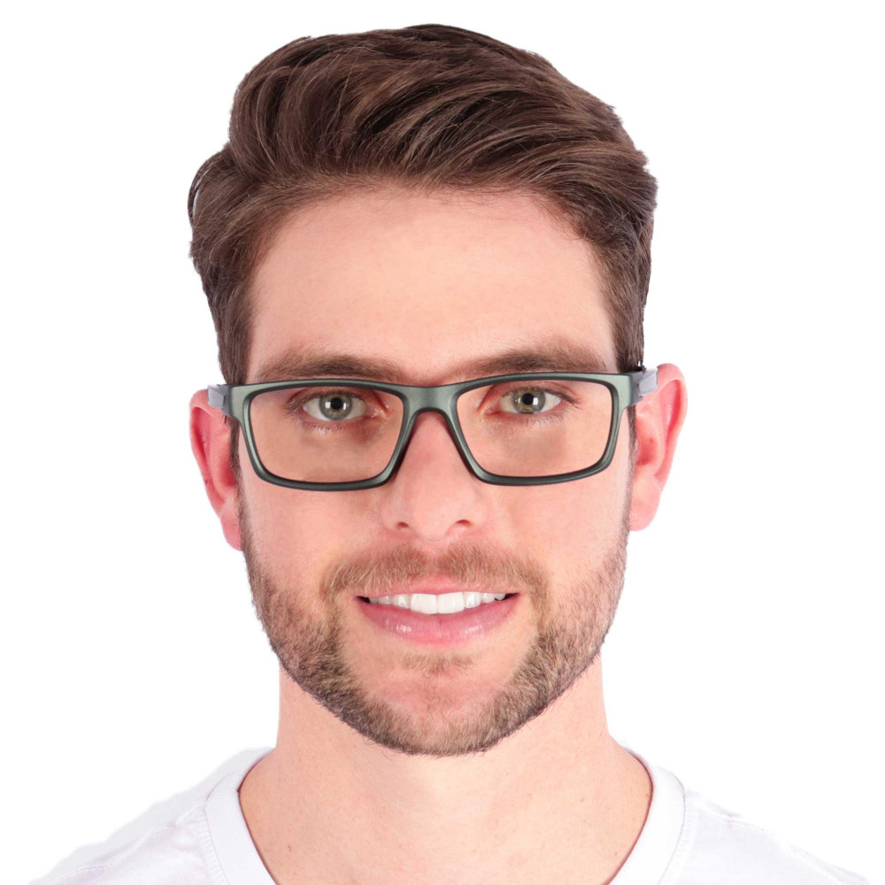 Óculos de Grau Oliver Verde Oliva