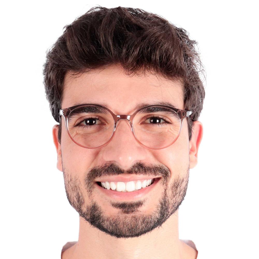 Óculos de Grau Noronha Marrom