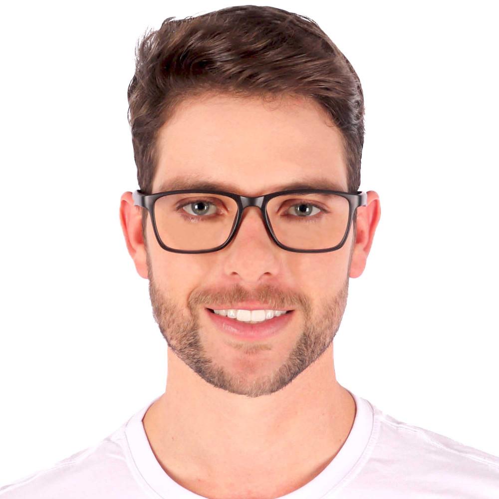 Óculos de Grau Henrico Preto