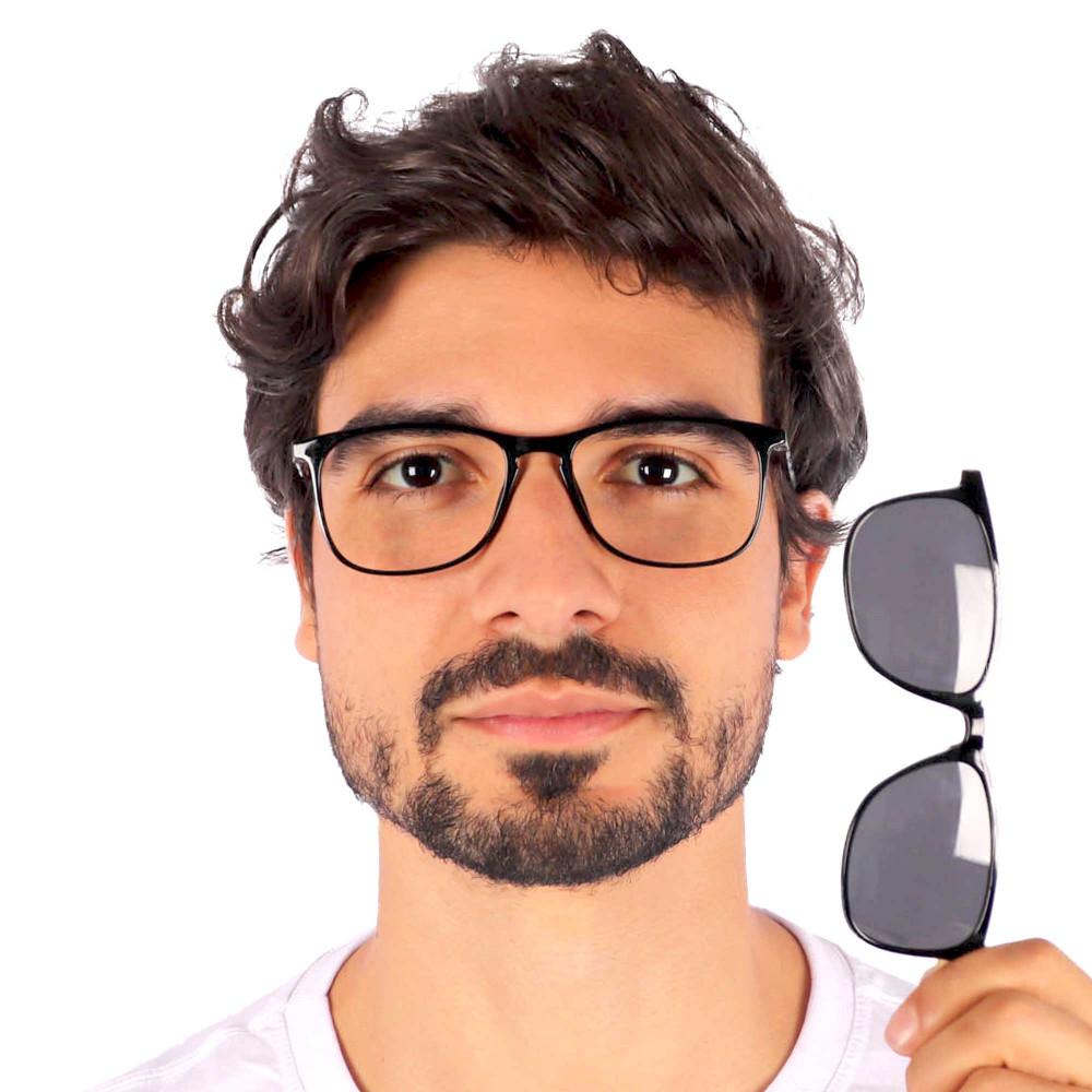 Óculos de Grau Bruno Preto