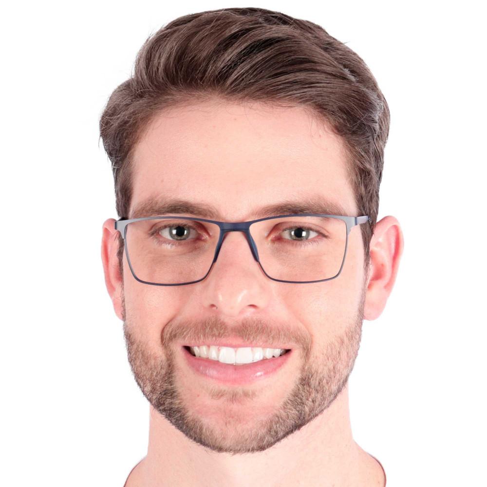 Óculos de Grau Sergio Azul