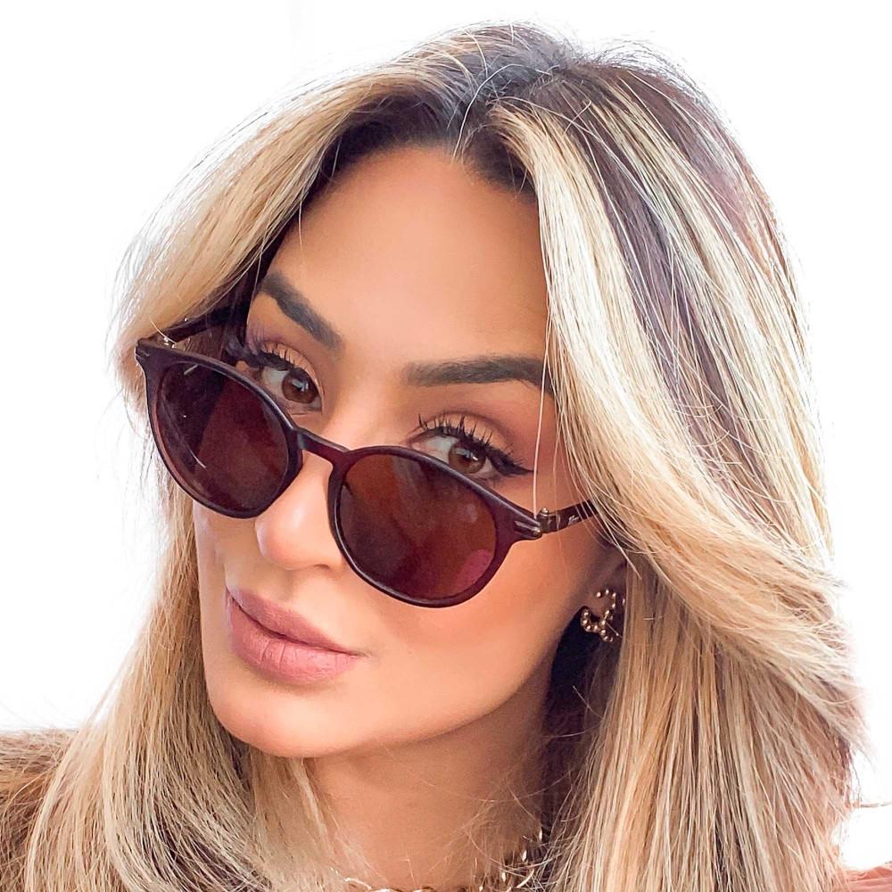 Óculos de Sol Torres Marrom