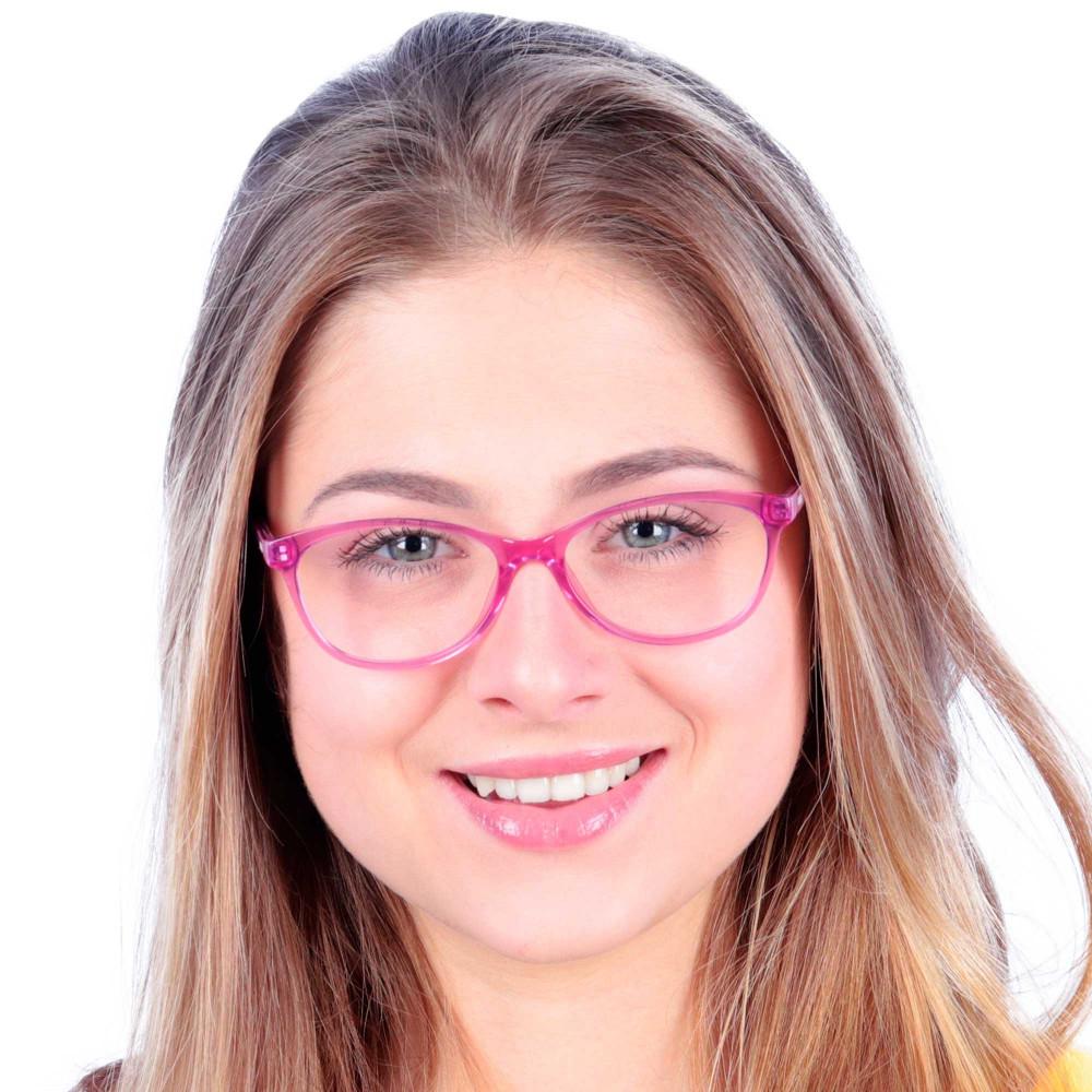 Óculos de Grau Agnes Rosa