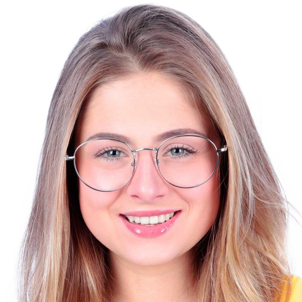 Óculos de Grau Araujo Prata