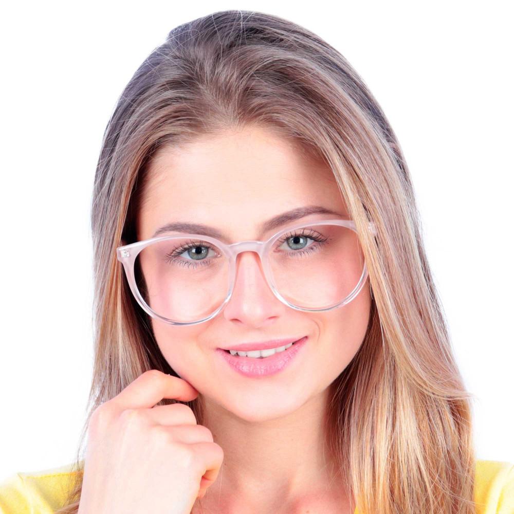 Óculos de Grau Claudia Nude