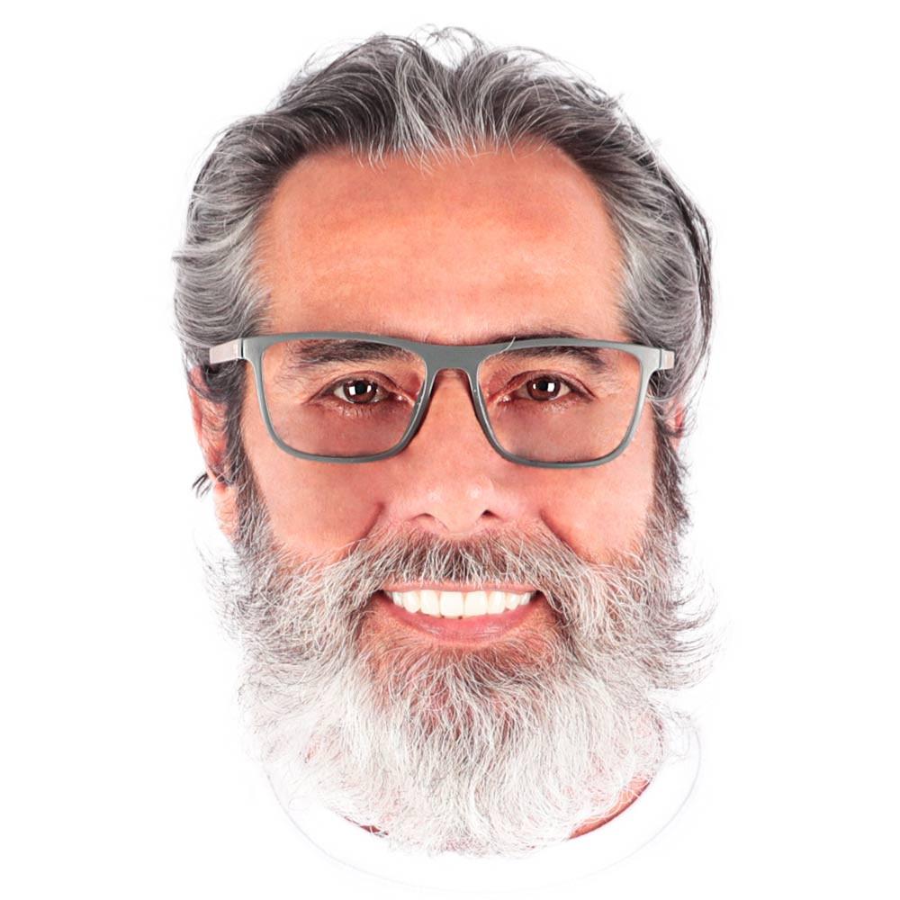 Óculos de Grau Woody Preto