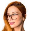 Óculos de Grau Grace Tartaruga