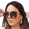 Óculos de Sol Amelie Marrom