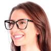 Óculos de Grau Lilian Gatinho Preto