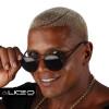 Óculos de Sol Unissex Strokes   Preto