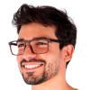 Óculos de Grau Tom Tartaruga