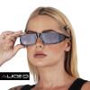 Óculos de Sol Unissex Travis   Preto