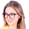 Óculos de Grau Helena Preto