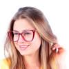 Óculos de Grau Mia Vinho