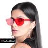 Óculos de Sol Unissex XX | Vermelho