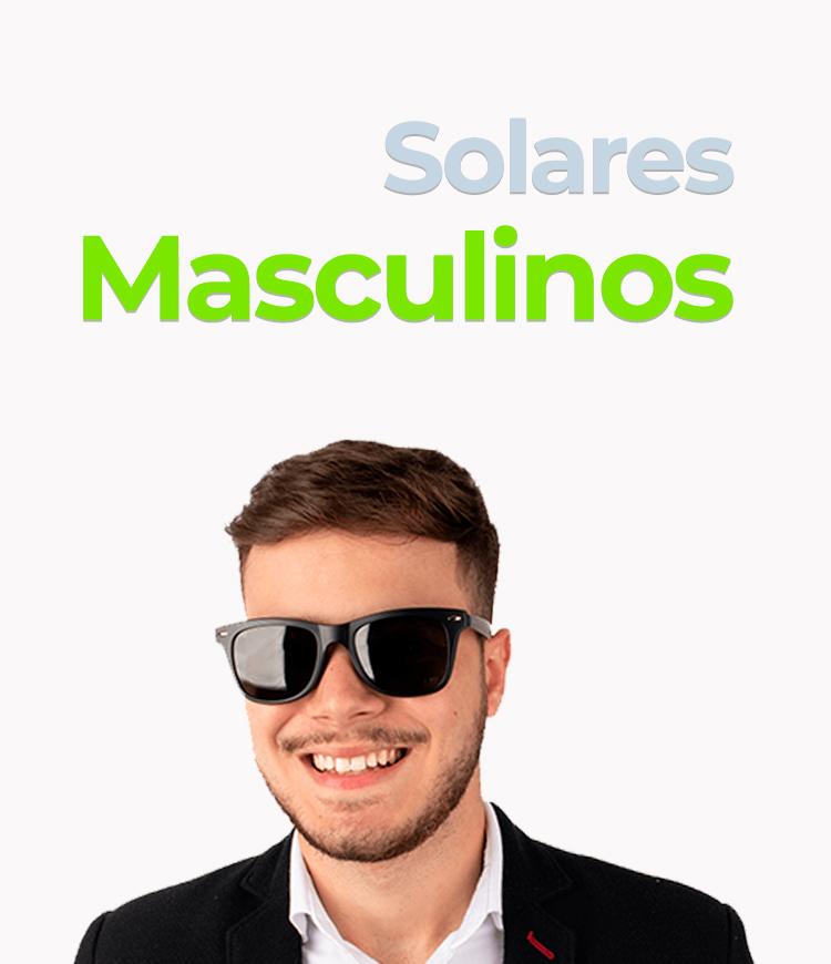 Slide - Óculos de Sol Masculino/Mobile
