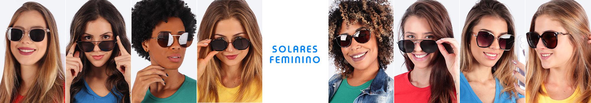 Categoria oculos solar feminino
