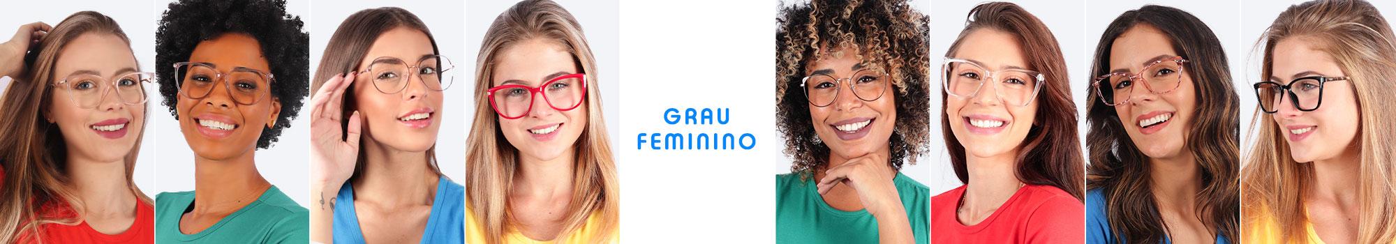 Grau Feminino